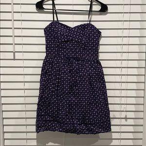 ruel 21 strapless dress